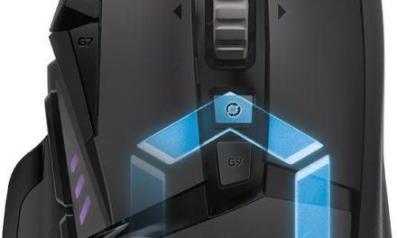 39€ Logitech G502 Gaming-Maus Proteus Spectrum (mit RBG-Anpassung und 11 programmierbaren Tasten)