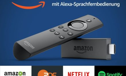 24,99€ Fire TV Stick mit Alexa-Sprachfernbedienung