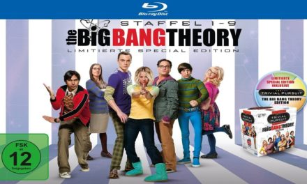 84,97€ Big Bang Theory – Die kompletten Staffeln 1-9 inkl. Trivial Pursuit [Blu-ray] [Limited Edition]