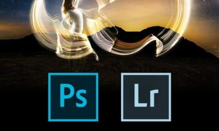 105€ Adobe Creative Cloud Foto-Abo mit 20GB: Photoshop CC und Lightroom CC | 1 Jahreslizenz | Mac Online Code & Download