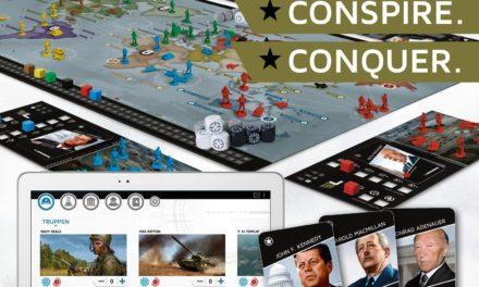 Beendet – 16,61€ Mit Spannung die Welt erobern LEADERS – the Combined Strategy Game   Strategiespiel Gesellschaftsspiel Kriegsspiel Gemeinschaftsspiel Board Game Tabletop Spiel