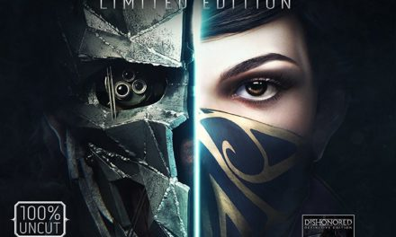 12,41€ Dishonored 2: Das Vermächtnis der Maske – Limited Edition (inkl. Definitive Edition) [Xbox One]