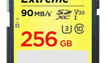 Sandisk Extreme SD UHS-I U3 V30 SDXC – 256GB für 61,20€ (Amazon.es Preisfehler)