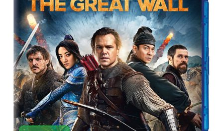 5,55€ The Great Wall [Blu-ray]