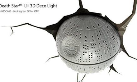 9,99€ 3D Star Wars Lil Death Star