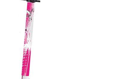 Beendet – 11,55€ Hornet 14931 – Scooter Roller B-120, Tret-Roller – Big Wheel, pink
