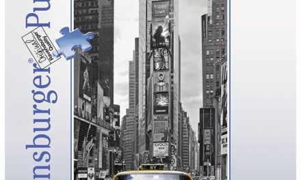 7,49€ Ravensburger 15119 – NYC Taxi – 1000 Teile Panorama Puzzle