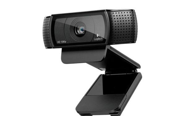 Beendet – 39€ Logitech C920 HD Pro Webcam (mit USB und 1080p) schwarz