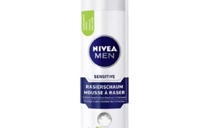 7,74€ Nivea Men Sensitive Rasierschaum, 6er Pack (6 x 200 ml)