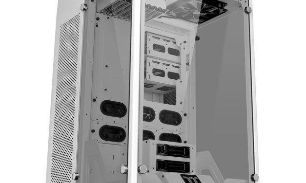 Beendet – 151,15€ Thermaltake The Tower 900 PC-Gehäuse weiß