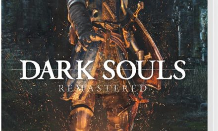 39,99€ Dark Souls Remastered – [Nintendo Switch]