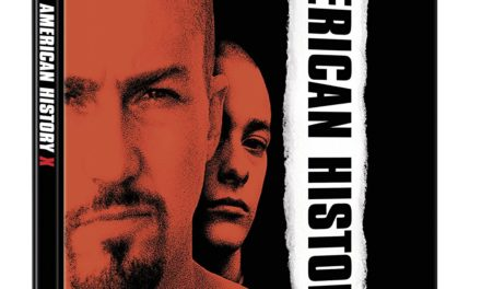 9,97€ American History X – Steelbook [Blu-ray] [Limited Edition]