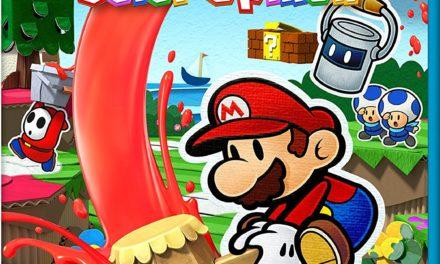 19,99€ Paper Mario Color Splash – [Wii U]