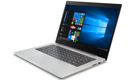 399€ Lenovo 320S-14IKB 80X400J2GE 14″ Full HD IPS, Intel Pentium 4415U, 8GB RAM, 128GB SSD, Win10