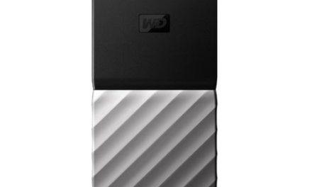 Beendet – 135,15€ WD My Passport SSD 512 GB, Mobile SSD-Festplatte, USB Type-C und USB 3.1 Gen 2-Ready, mit Kennwortschutz und Software für automatische Datensicherung, WDBK3E5120PSL-WES