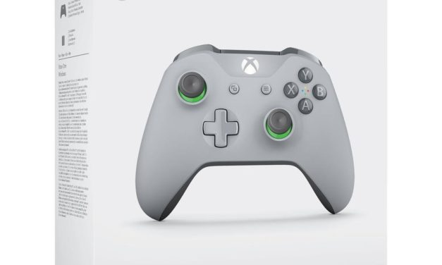 """39,99€ Xbox Wireless Controller """"Grey and Green"""" Special Edition"""