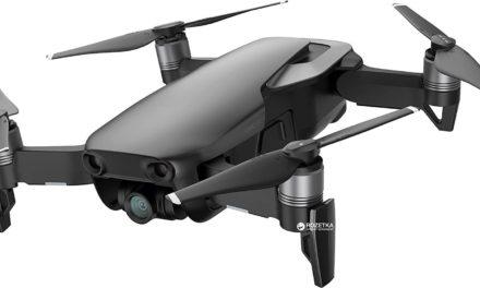 Beendet – 917,69€ DJI Mavic Air Fly More Combo – Drohne mit 4K Full-HD Videokamera inkl. Fernsteuerung I 32 Megapixel Bilderqualität und bis 4 km Reichweite – Schwarz