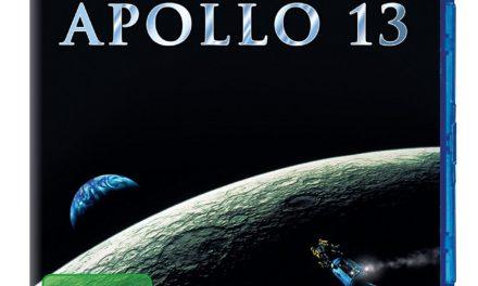 6,99€ Apollo 13 – 20th Anniversary Edition (Blu-ray + UV Copy)