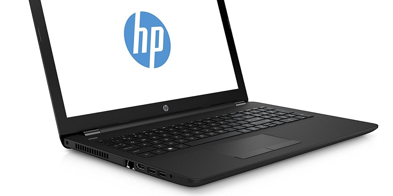 333€ HP 15-bw062ng (15,6 Zoll / FHD SVA) Laptop (AMD Dual-Core A9-9420, 4 GB RAM, 256 GB SSD, AMD Radeon Grafik, Windows 10 Home 64) schwarz