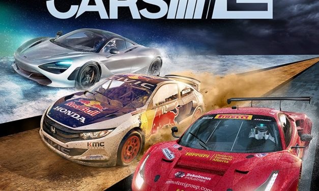 Beendet – 24,02€ Project Cars 2 PS4 inkl. VSK