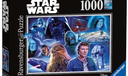 Beendet – 6,99€ Ravensburger 19764 – Star Wars Collection 2 Puzzle