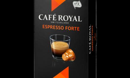 Beendet – Preisfehler beim Cafe Royal Shop 30x Espresso Forte 30 Kapseln für Dolce Gusto Maschinen für 1,04€