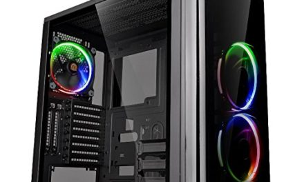 116,02€ Thermaltake View 31 TG RGB (Tempered Glass) PC-Gehäuse