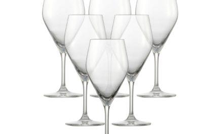 10,01€ Schott Zwiesel 116483 Weißweinglas, Glas, transparent, 6 Einheiten