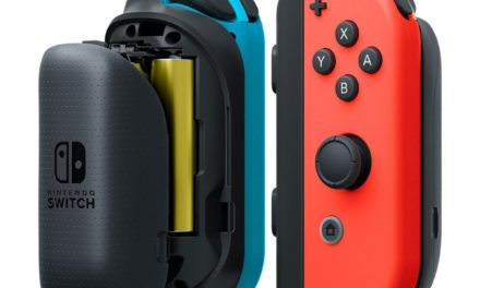 14,99€ Joy-Con-AA-Batteriezubehör 2er Set [Nintendo Switch]