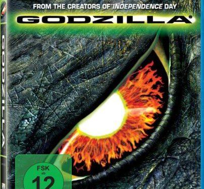 3,92€ Godzilla [Blu-ray]