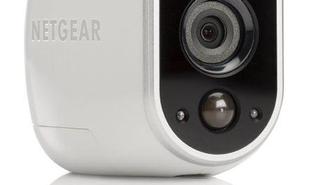 89,99€ Netgear Arlo VMC3030-100EUS Smart Home Zusatz-HD-Security-Überwachung Kamera (100% kabellos, Indoor/Outdoor, Bewegungssensor, Nachtsicht) weiß