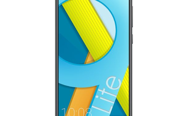 Beendet – 159€ Honor 9 Lite Smartphone (14,35 cm (5,65 Zoll) FHD+ Display, 32 GB interner Speicher und 3 GB RAM, Dual-SIM, Android 8.0) Midnight Black