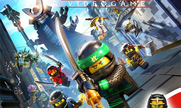 Beendet – 25,99€ The LEGO NINJAGO Movie Videogame – Toy Edition – [PlayStation 4]