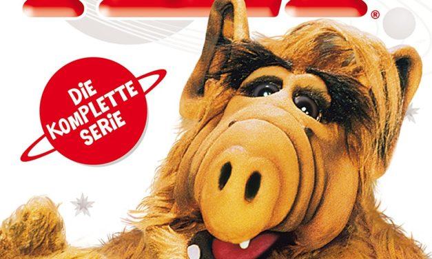 16,99€ Alf – Die komplette Serie [16 DVDs]