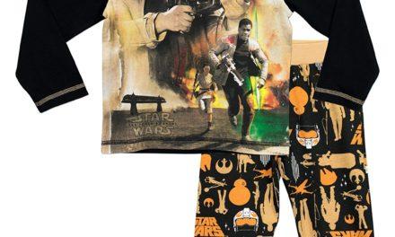 Beendet – 4,95€ Star Wars Jungen Star Wars Force Awakens Schlafanzug