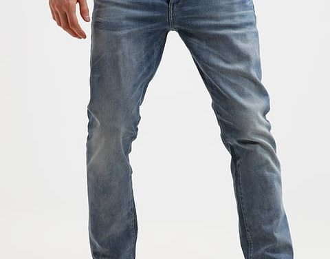 Beendet – 40,49€ G-STAR RAW Herren Straight Jeans