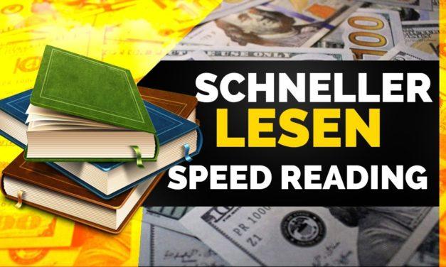 GRATIS – Ratgeber für schnelleres Lesen und Verstehen