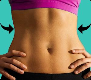 GRATIS: Fett verbrennen am Bauch: Abnehmen leicht gemacht – die 14 Tages-Challenge