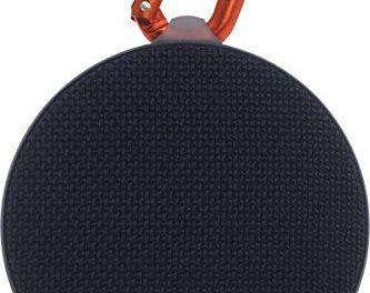 29,95€ JBL Clip 2 Wasserdichter Tragbarer Wiederaufladbarer Lautsprecher mit IPX7 Wasserschutz, Aux-Konnektivität und Integrierter Freisprechfunktion – Schwarz