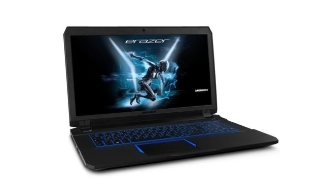 899€ Medion Erazer X7851 MD 60751 43,9 cm (17,3 Zoll mattes Full HD Display) Gaming Notebook (Intel Core i5-7300HQ, 16GB DDR4 RAM, 1TB HDD, 128GB SSD, Nvidia GeForce GTX 1060 6GB GDDR5, Win 10 Home) schwarz