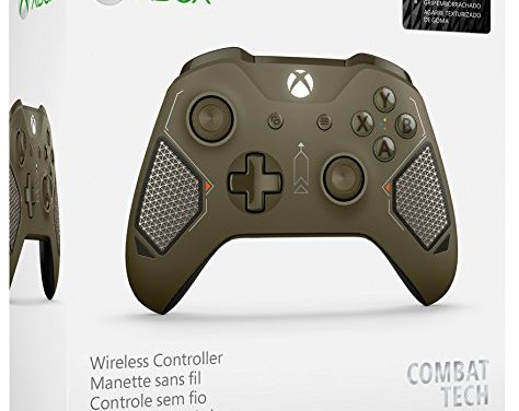 47,84€ Xbox One Wireless Controller Combat Tech Special Edition
