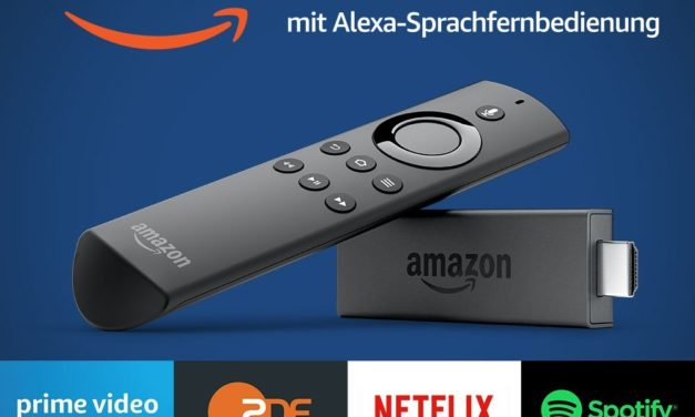 29,99€ Fire TV Stick mit Alexa-Sprachfernbedienung