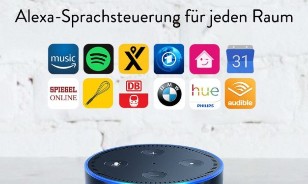 39,99€ Amazon Echo Dot (2. Generation), Schwarz