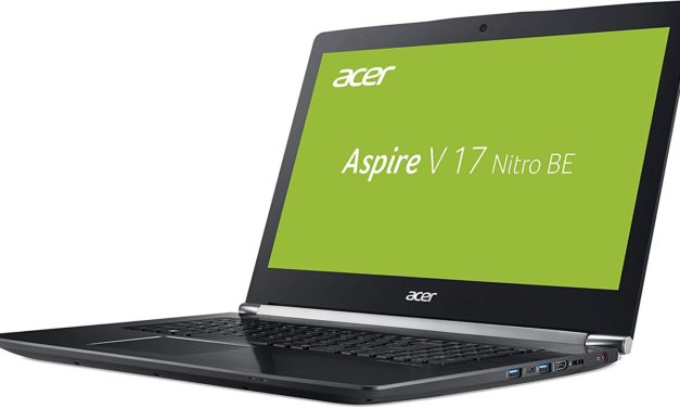 699€ Acer Aspire V 17 Nitro Black Edition VN7-793G-5811 43,9 cm (17,3 Zoll Full-HD IPS matt) Gaming Notebook (Intel Core i5-7300HQ, 8GB RAM, 1.000GB HDD, GeForce GTX 1050Ti, Linux) schwarz