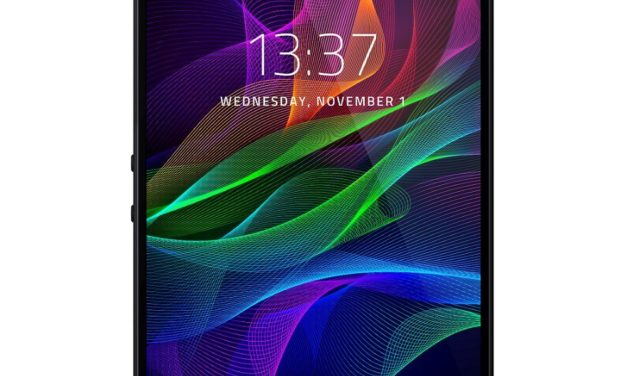 599€ Razer RZ35-02150100-R3G1 Phone Smartphone (14,48 cm (5,7 Zoll) UltraMotion Touch-Display, 64 GB Speicher, Android OS) schwarz