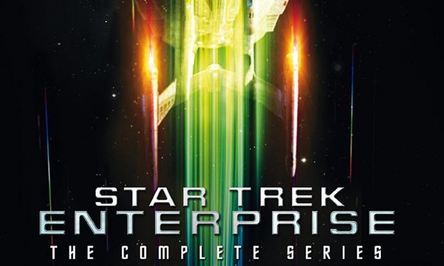 34,97€ Star Trek – Enterprise – Complete Boxset [24 Blu-ray]