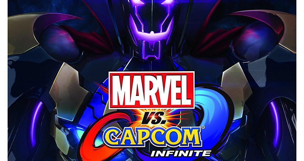 28,07€ Marvel vs Capcom Infinite – Deluxe Steelbook Edition – [Xbox One]