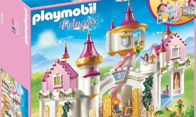 79,20€ Playmobil 6848 – Prinzessinnenschloss