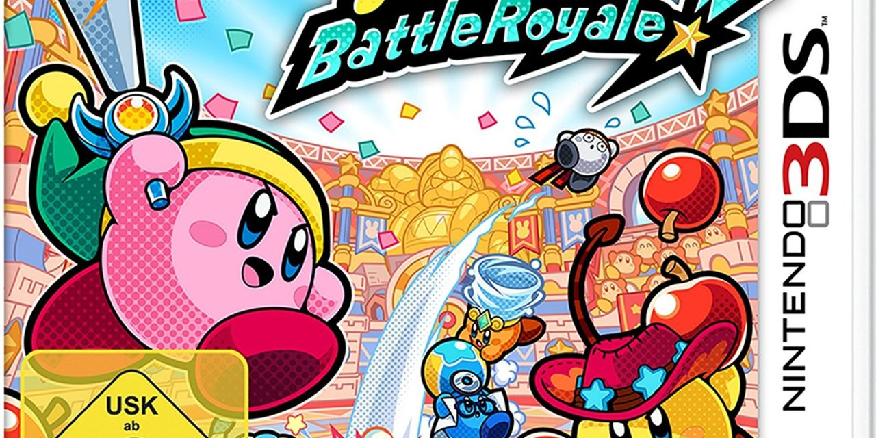 15,86€ Kirby Battle Royale – [Nintendo 3DS]