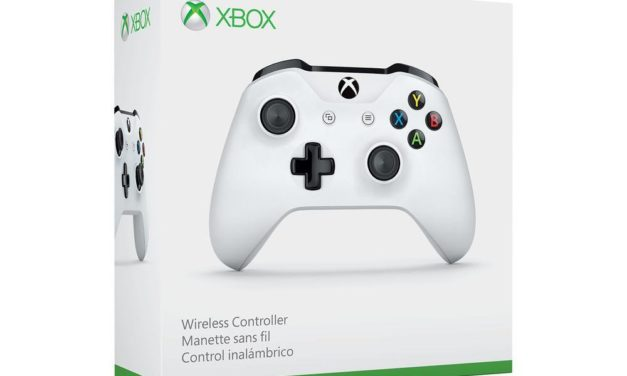 40€ Xbox Wireless Controller Weiß